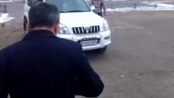 Автомобиль полицейского