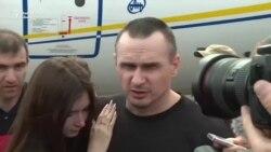 """Oleh Sențov: """"Victoria va fi a noastră - altă ieșire nu avem"""""""