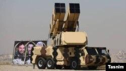 سامانه موشکی که سپاه آن را با نام «۹ دی» در اردیبهشت ۱۴۰۰ رونمایی کرد