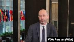 رابرت مالی، نماینده ویژه آمریکا در امور ایران و مذاکره کننده ارشد آمریکا در وین
