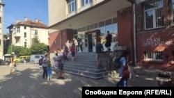 Училище в София. Снимката е архивна.
