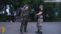 Нацгвардійці і «беркутівці» воюють разом у зоні АТО