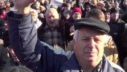 У Молдові мітингували «за» і «проти» кандидатури прем'єра (відео)