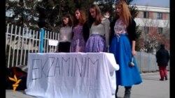 Kundër dhunës ndaj gruas