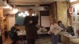 Мастерская накинофестивале «Чеснок» вТирасполе