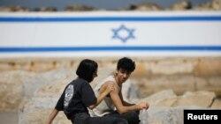 Izraeli gjatë pandemisë.