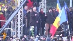 Ce vor protestatarii de la Chișinău