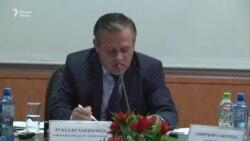 """Амонатбонк: """"Амволи Толиб Айёмбеков ба фурӯш гузошта шуд"""""""