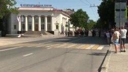 У Севастополі до Дня Росії відбувся парад військових оркестрів (відео)