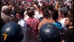"""Протестите поради """"Монструм"""" мирно завршија"""
