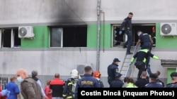 Seven Killed After Blaze Breaks Out At Romanian COVID Hospital