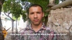 Tajik Man Tells Of Time With Islamic State Militants