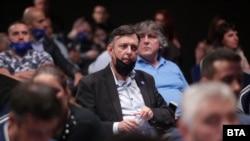 """Горан Благоев на учредяването на """"Републиканци за България"""""""