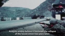 Soviets Succumbed To Afghan Quagmire 30 Years Ago