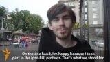 Vox Pop: Ukrainians React To EU Association Agreement