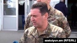 Генерал-лейтенант Джалал Арутюнян (архив)