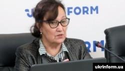 Вазіра Мартазінова, завідувачка відділу кліматичних дослідів НАН України
