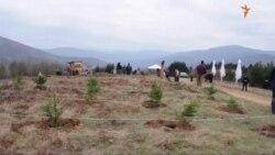 Memorijalna šuma za Srebrenicu u Goraždu