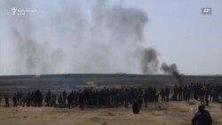 Përleshje të reja në kufirin Gaza-Izrael