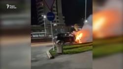 Возгорание машины адвоката. Что говорят Умарова и эксперты?