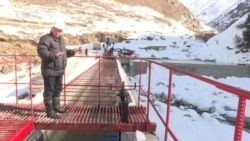 Кеминде чакан ГЭС курулду