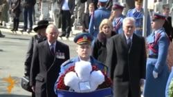Princ od Velsa i vojvotkinja od Kornvola u Beogradu