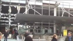 Neposredno nakon eksplozije na briselskom aerodromu