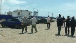Протесты рабочих в Сочи