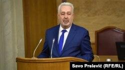 Crnogorski premijer Zdravko Krivokapić