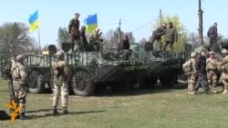 Ukrainian Army Rebuilds, With Allies' Help