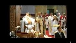 الكنيسة المصرية تحتفل بعيد الميلاد