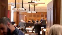 ادامه محاکمه حمید نوری در سوئد به اتهام «ارتکاب جنایت علیه بشریت»