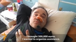 NTV: German Mercenary Brings 500,000 Euros To Ukraine For Right Sector