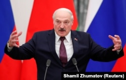 Lukashenka said the final signing of the 28 road maps could occur on October 29 – a date that is weeks away, suggesting stumbling blocks may remain.