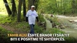 Shqiptarë e serbë bashkë kundër hidrocentraleve në Shtërpcë