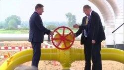 Slovakia Opens Reverse Gas Pipeline For Ukraine