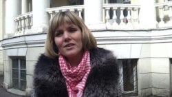 Харківська поетеса Олена Рибка читає поезію Ліни Костенко