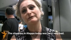 Syrian Armenians Report 'Worsening Situation' In Aleppo