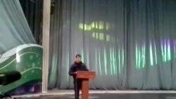 """Фаррух Шарифов: """"Давлати Исломӣ"""" афроди саркаши худро нест мекунад"""""""