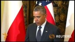 Обама: США посилять військову присутність у Європі