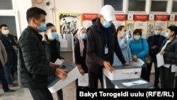 Выборы в парламент Кыргызстана. 4 октября 2020 года.