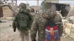 Сирія: бої за Алеппо «підійшли до завершення» – спостерігачі (відео)