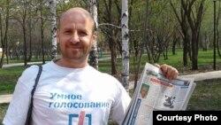 Евгений Чупов в София