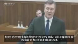 Former Ukraine President Yanukovych Accused Of Treason