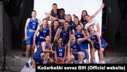 Ženska košarkaška reprezentacija BiH