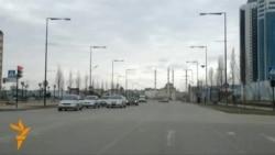 Президентские выборы в Грозном, Чечня