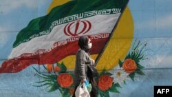 Iran has been experiencing record infections and fatalities in recent weeks.