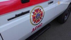 Німеччина передала Україні 12 рятувальних машин – більшість поїде на Донбас