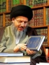 Iran -- Shia cleric in Qom, Kamal Heidari, undated.
