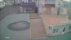 Нападение на офис крымских адвокатов: видео с камер наблюдения (видео)